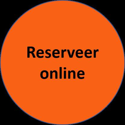 Online reserveren