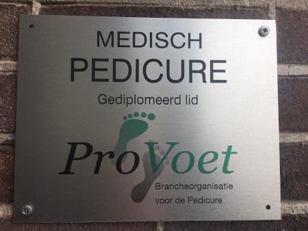 Medisch pedicure Krommenie